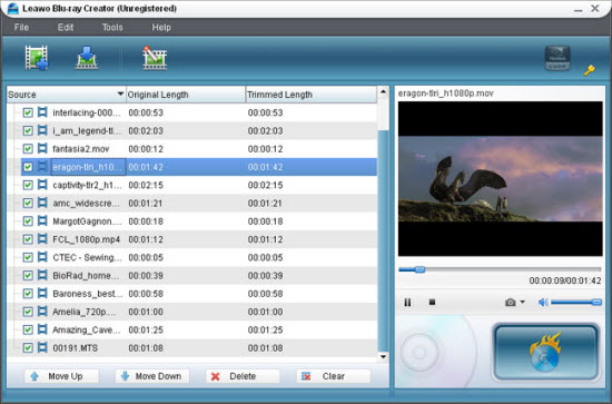 Burn 3D Movies/Films – Make 3D Movies for 3D Blu-ray Player