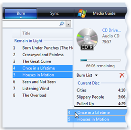 from cd to mp3