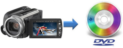how to burn hd camcorder to dvd