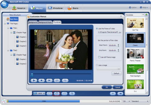 How to burn MP4 to a DVD and play MP4 videos on a DVD player?