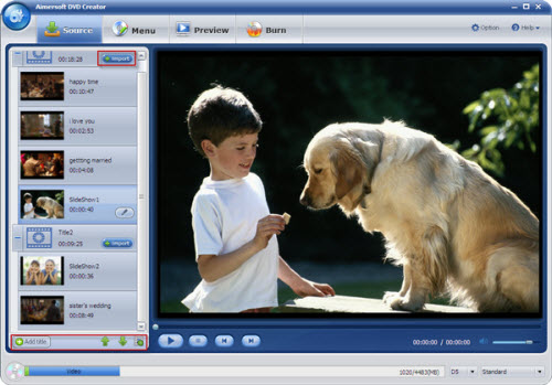 convert wmv to dvd