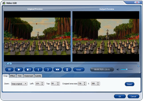 how to change from wmv file wmv to mp4